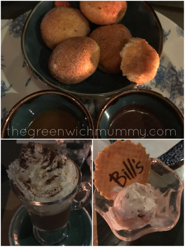The Greenwich Mummy Blog | Bill's Greenwich Restaurant Review