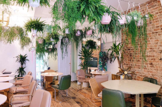London's most instagrammable places to eat | The Greenwich Mummy Blog