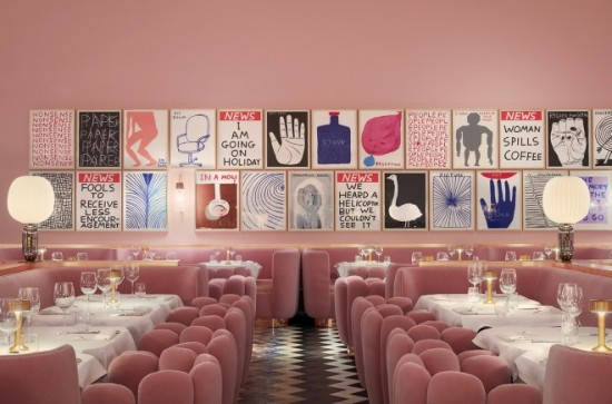 The most instgrammable restaurant in London | TheGreenwichMummy.com