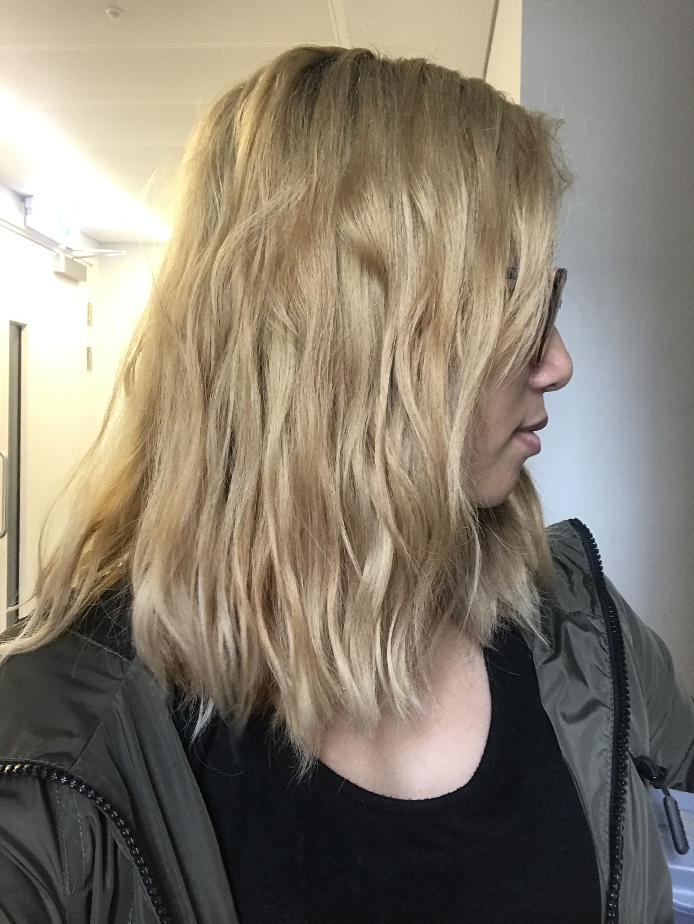 The Greenwich Mummy Blog | Wavy 2A haircare routine
