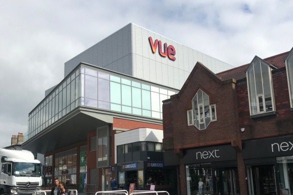 The Greenwich Mummy Blog | Vue Eltham Cinema Review