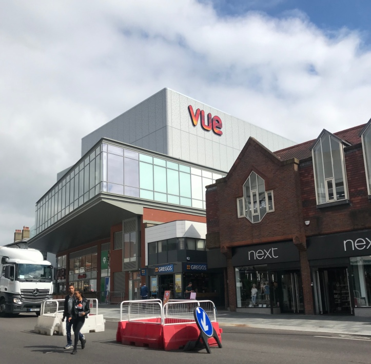 The Greenwich Mummy Blog / VUE cinema Eltham review