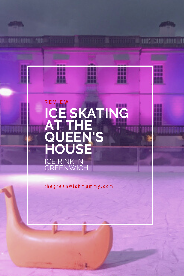 The Greenwich Mummy | Ice skating at the Queens House Greenwich ice rink review