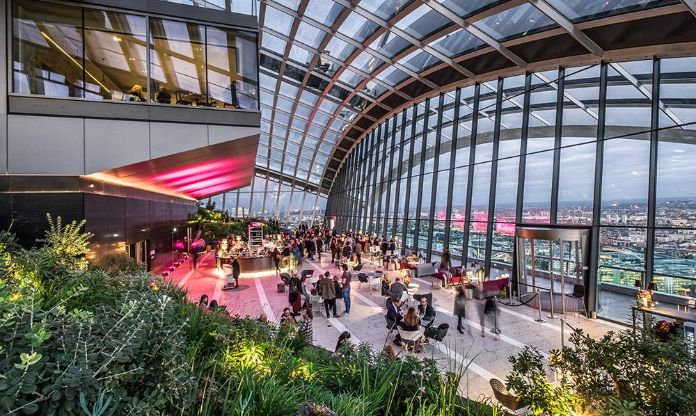 The Greenwich Mummy Blog - Sky Garden London