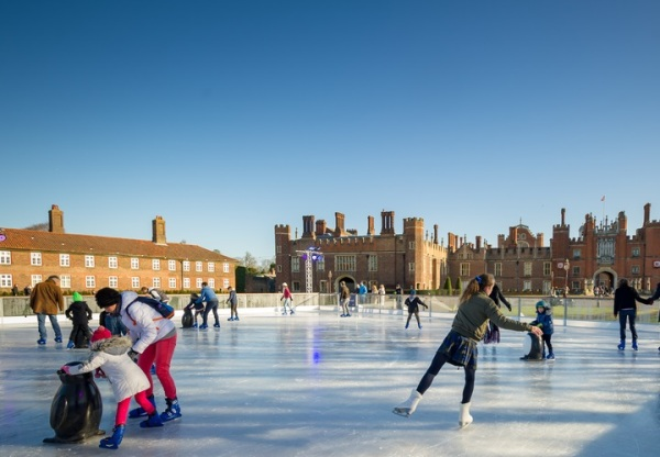 The Greenwich Mummy Blog | Top 5 Magical Outdoor ice rinks in London