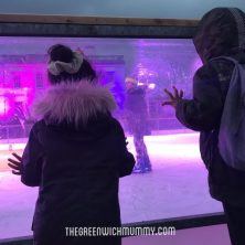 The Greenwich Mummy   Review: Ice skating in Greenwich at the Queens House ice rink