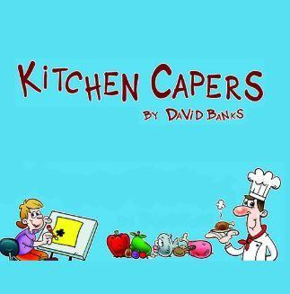 The Greenwich Mummy - Kitchen Capers cookbook review