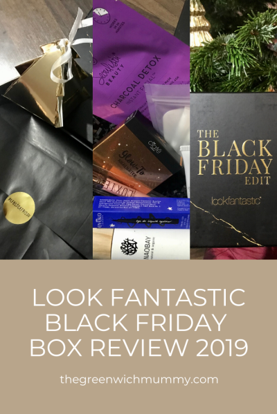 The Greenwich Mummy Blog | Look Fantastic Black Friday Box Review