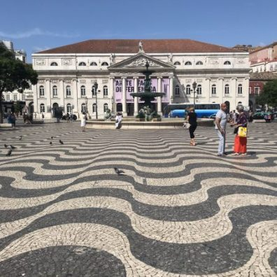 5. My kids-free getaway to Lisbon