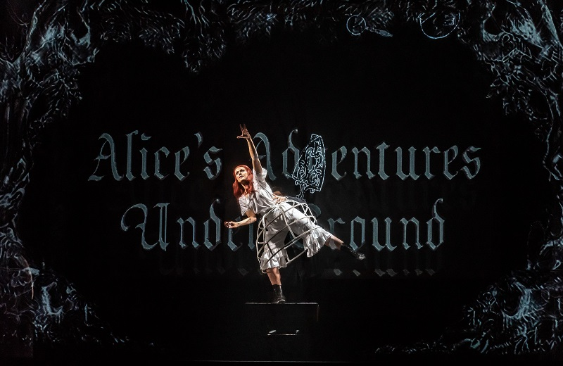 The Greenwich Mummy Blog | ROH Alice's Adventures Underground