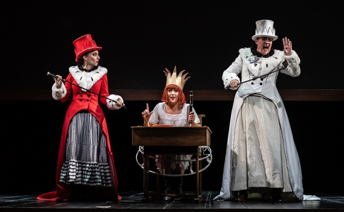 The Greenwich Mummy Blog | ROH Alice's Adventure Underground review
