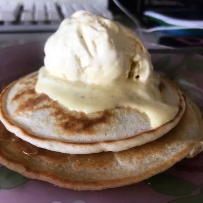 The Greenwich Mummy Blog | Recipe: Egg-free fluffy pancakes