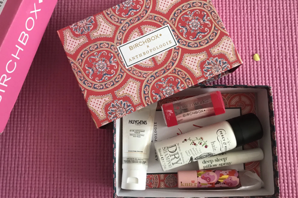 The Greenwich Mummy Blog | Birchbox Beauty Box Review