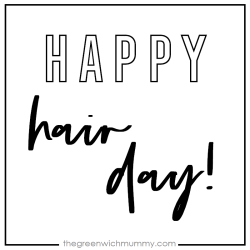 The Greenwich Mummy Blog | Hair & Beauty