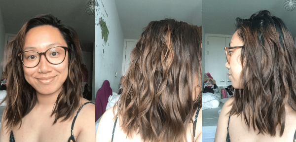 The Greenwich Mummy Blog | Updated 2A Wavy Hair Routine