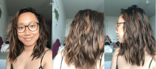 Updated My Type 2a Wavy Hair Care Routine Favourites The Wandering Mother