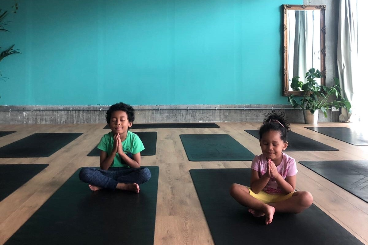 The Greenwich Mummy Blog | Manny Kids & Family Yoga