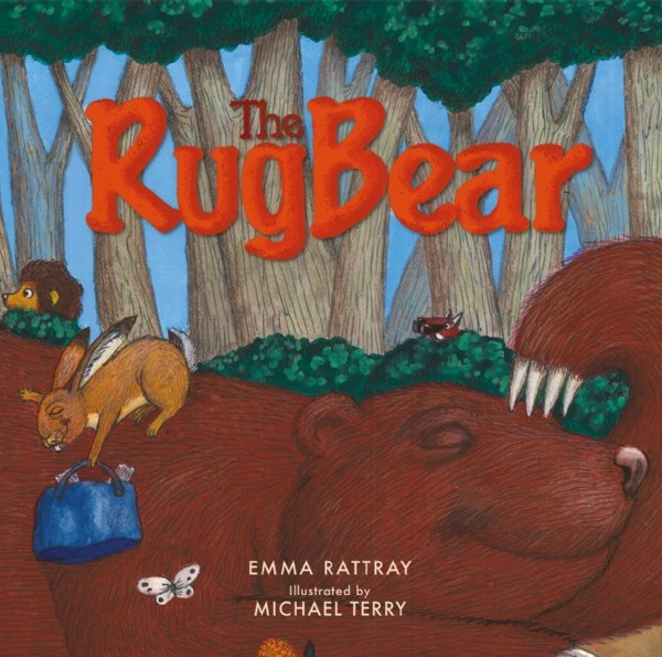 The Greenwich Mummy Blog | The Rug Bear Picture Book Review