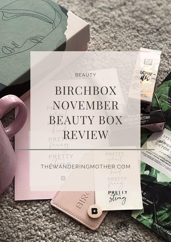 Birchbox-NovemberBox-Review