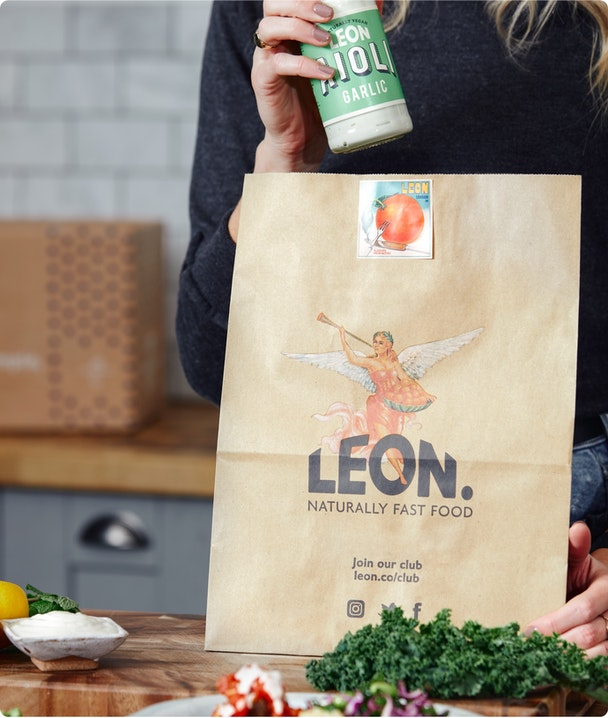 The Wandering Mother Blog - Mindful Chef X LEON limited edition box