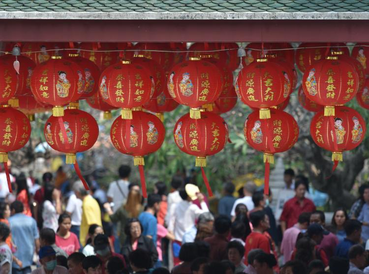 The Wandering Mother Blog | Chinese New Year Craft Activities
