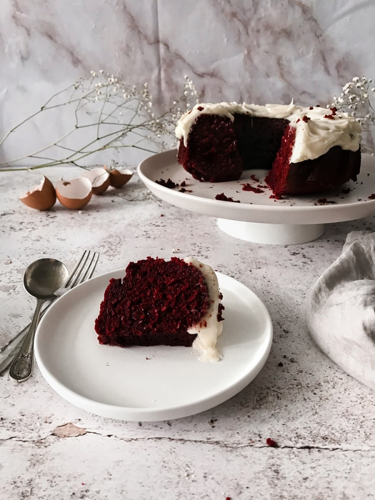 Red Velvet Cake Recipe - TheWanderingMother Blog