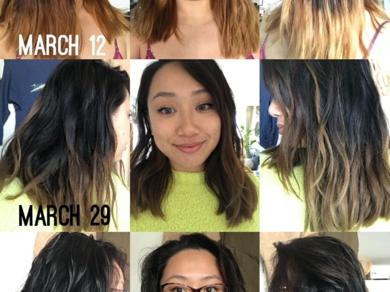 The Wandering Mother Blog | Wavy Girl Hair Journey