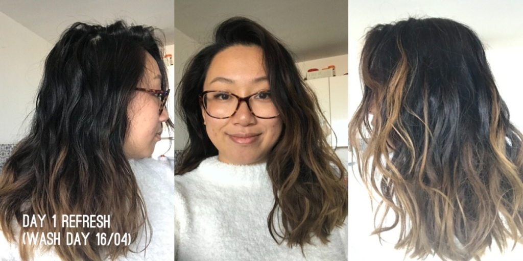 The Wandering Mother Blog | Wavy Hair Journey Update